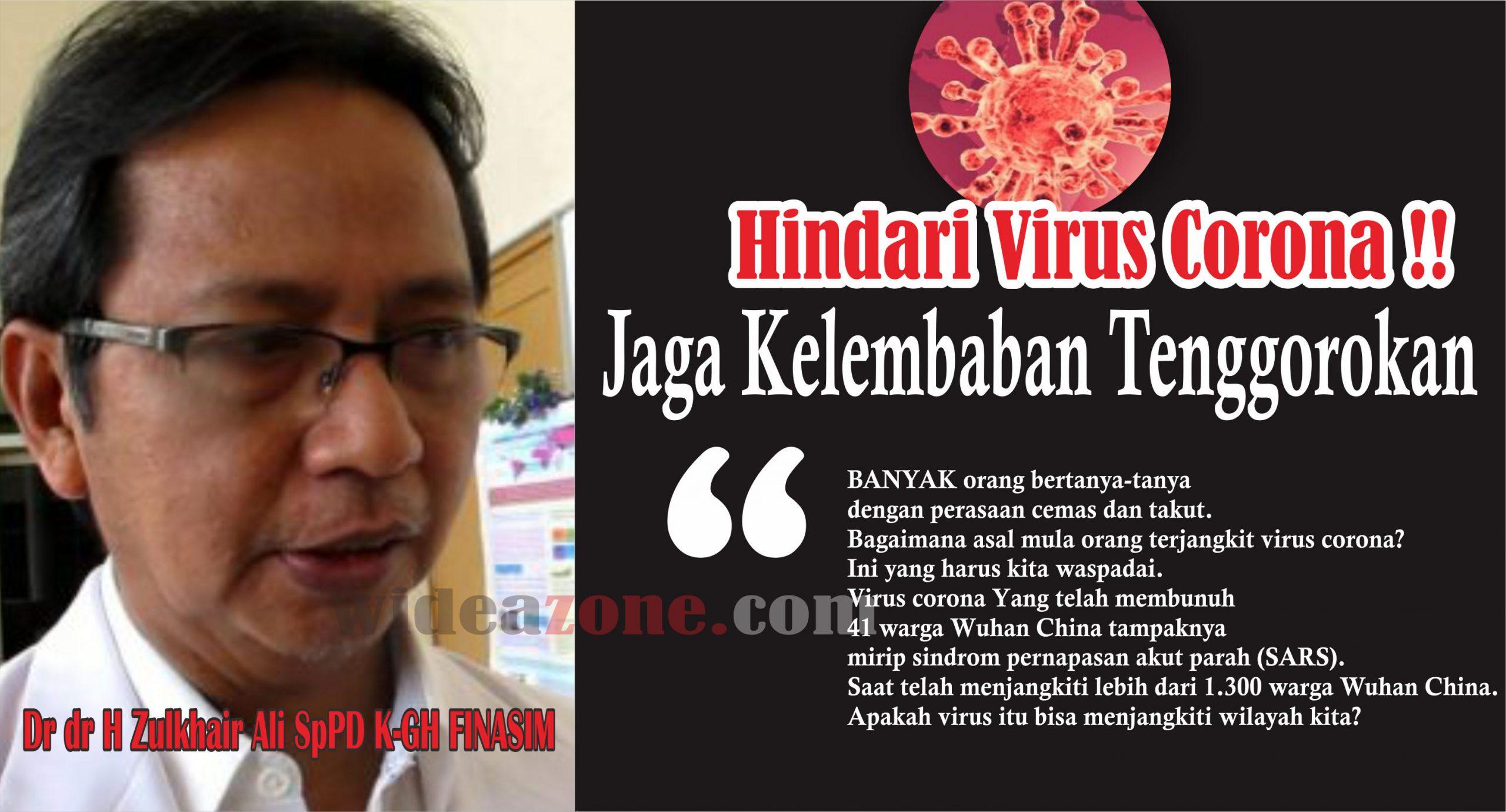 Dr dr H Zulkhair Ali SpPD K-GH FINASIM