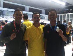 Dua Siswa SMK Negeri 5 Palembang Torehkan Prestasi Kejuaraan Loncat Indah