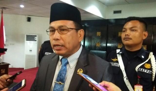 Ketua DPRD Kota Palembang, Zainal Abidin