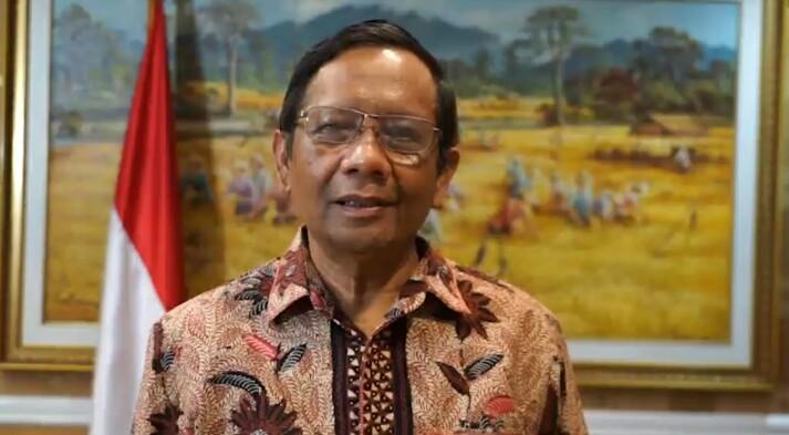 Menteri KKP Tertangkap KPK, Mahfud Kutip Pesan Presiden