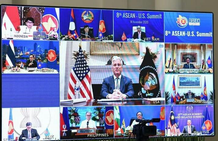 KTT ke 8 ASEAN-Amerika Serikat