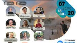 Sabtu, 7 November 2020 giliran Lampung Barat (Lambar) menghiasi program bergengsi tersebut dengan mengambil tema, Pesona Lampung Barat Bumi Sekala Bekhak, 'the hidden paradise.'