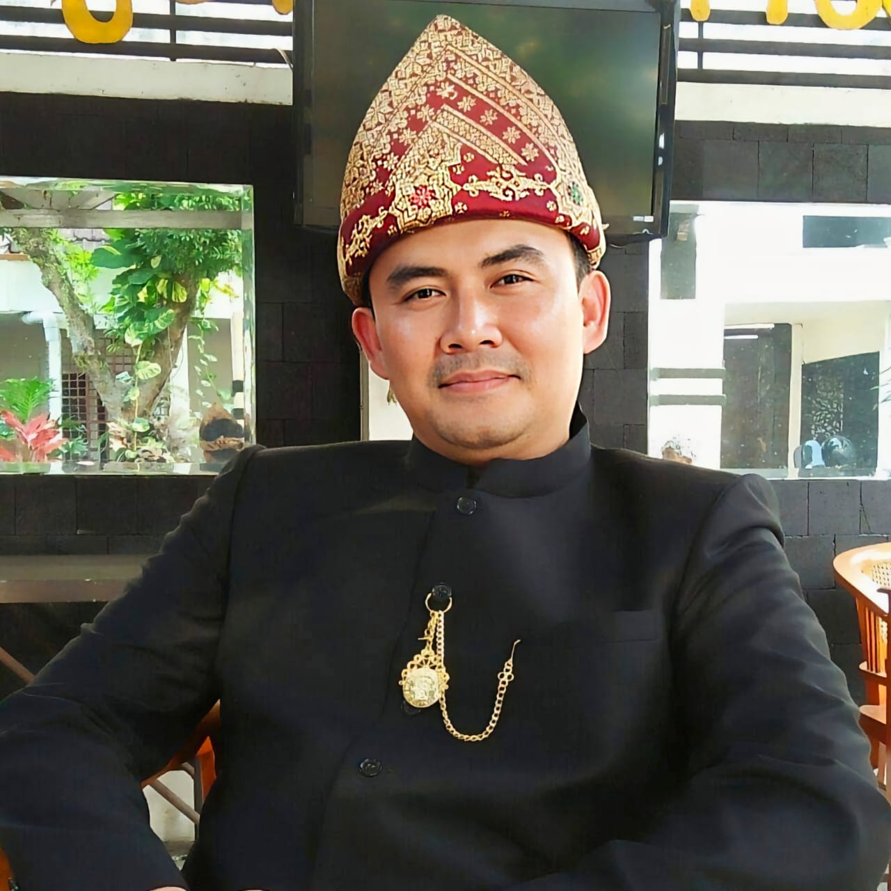 Kepala BPPRD Kota Lubuklinggau Tegi Bayuni