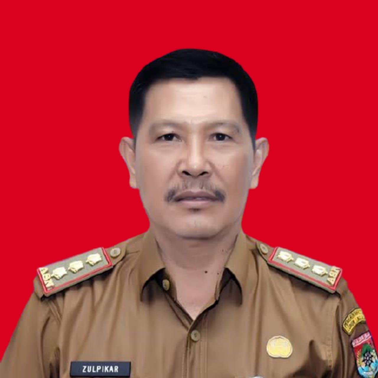 Kepala Kepegawaian dan Pengembangan Sumber Daya Manusia (BKPSDM) Kota Lubuklinggau Zulpikar