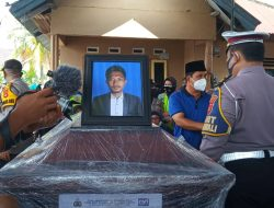 Istri Almarhum Rion Dijadikan Tenaga Kontrak Pemerintah