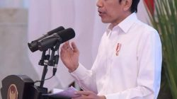 Presiden Republik Indonesia Ir H Joko Widodo