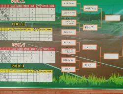 Persaingan Sengit Piala Pangdam XIV, 4 Tim Lolos Semifinal