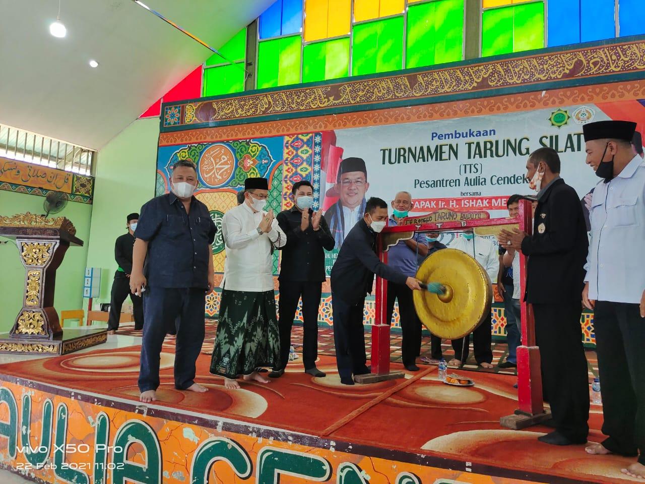 Ponpes Aulia Cendekia Kembali Gelar Turnamen Tarung Silat