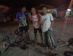 Gunakan Sepeda, Dua Pemuda Asal Jogja Keliling Nusantara