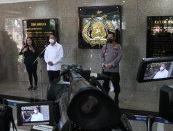 Sambangi Kapolri, Menpora Bahas Olahraga di Masa Pandemi