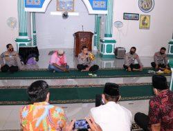 Kapolda Sumsel Resmikan Masjid Albusro di Gasing