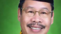 Rektor Universitas Taman Siswa Palembang Djoko Siswanto