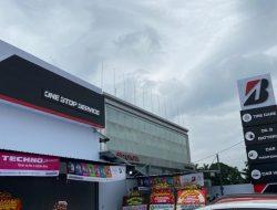 Bridgestone One Stop Service Pertama di Wilayah Tanggerang Diresmikan