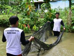 Tekad Kuat Putra Zaman, Bangun Tanah Kelahiran dengan Budidaya Ikan Tawar