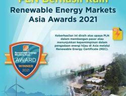 PLN Raih Penghargaan REM di Asia Awards