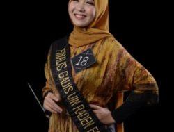 Masayu Nabila Oktavia Terpilih Jadi Gadis Kampus 2021