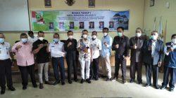 Dewan Perwakilan Rakyat Daerah (DPRD) Provinsi Sumatera Selatan Daerah Pemilihan (Sumsel Dapil) II lakukan reses tahap 1 di SMAN 3 Palembang, Rabu (24/3/2021).
