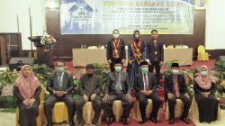 Yudisium Sarjana ke-76 Fakultas Syari'ah dan Hukum Universitas Islam Negeri Raden Fatah Palembang.