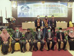 Yudisium Sarjana UIN Raden Fatah: Mahasiswa Minta Offline dan Online