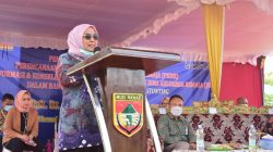 Wakil Bupati Musi Rawas Hj Suwarti