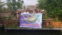 Ketua Kontak Tani Nelayan Andalan (KTNA) Kota Palembang M Adiansyah SH beserta pengurus pada Jumat, 26 Maret 2021 melaksanakan Deklarasi untuk mengajak masyarakat menjaga kelestarian ekosistem perairan Sungai Musi dan menolak segala bentuk aktivitas Illegal Fishing yang terbukti dapat merusak kelestarian ekosistem perairan.