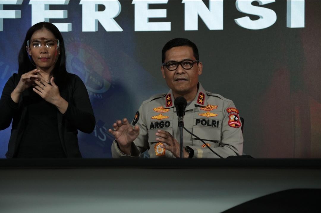 Kadiv Humas Polri Irjen Argo Yuwono menekankan penyelenggaran tersebut bakal menerapkan prokes ketat.