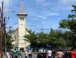 Bom Bunuh Diri di Gereja Katedral Makasar