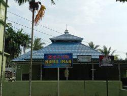 Masjid Nurul Iman Tampil Beda Setelah Direnovasi