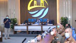 Jelang bulan suci Ramadhan, PDAM Tirta Musi Palembang terus berupaya dalam memaksimalkan pelayanan terhadap pelanggan.