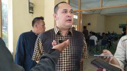 Komisi IV Anggota DPRD Dapil II dan sebagai Ketua Fraksi Partai Nasdem Kota Palembang, M Danu Mirwando SH