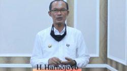 Walikota Palembang H Harnojoyo