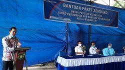 BSB Kota Prabumulih Kembali Salurkan Bantuan Sembako