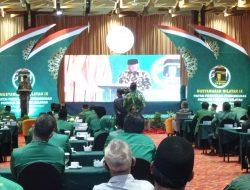 Muswil DPW PPP Sumsel ke IX Bentuk Ketaatan AD/ART