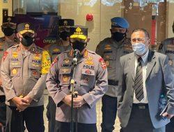 Puncak Perayaan Paskah Lancar dan Aman, Kapolri: Hingga Hari ini, Satgaswil Amankan 60 Terduga Teroris