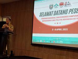 FISIP UIN Raden Fatah Palembang Tuan Rumah Kongres HIMAPOL Indonesia