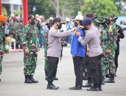 Kapolri Bersama Panglima TNI Buka Latsitarda Nusantara Ke-41