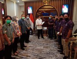 Gubernur Sumsel Apresiasi dan Dukung Penuh Rakernas IWO