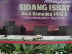 Keputusan Sidang Isbat: 1 Ramadhan 1442 Hijriah Jatuh pada 13 April 2021