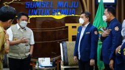 Gubernur HD Ingin Karang Taruna Sumsel Action