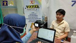 """""""Eazy Pasport"""" Mudahkan Pelayanan di Imigrasi Palembang"""