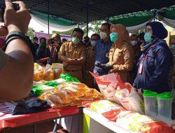 Gelar Bazar di 18 Kecamatan, Fitri: Wujud Pemkot Palembang Bantu Masyarakat