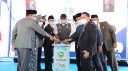 Gubernur Herman Deru Resmikan 41 Kegiatan Infrastruktur di Empat Lawang