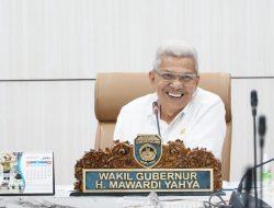 Pemporov Sumsel Sampaikan Masukan ke Anggota DPD RI