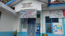 Puskesmas Mekar Sari di Kecamatan Rantau Alai Ogan Ilir Tutup di hari Kerja (Photo: Rosita Dewi)