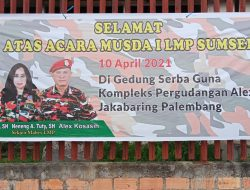 Jabatan Kamada LMP Sumsel Demisioner: Musda 10 April