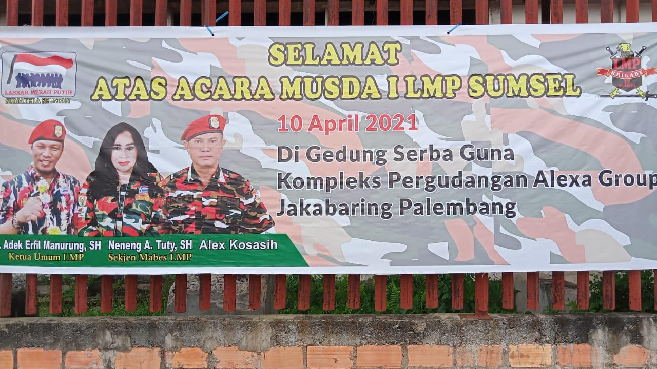 Jabatan Kamada LMP Sumsel Demisioner, Musda Dilaksanakan 10 April