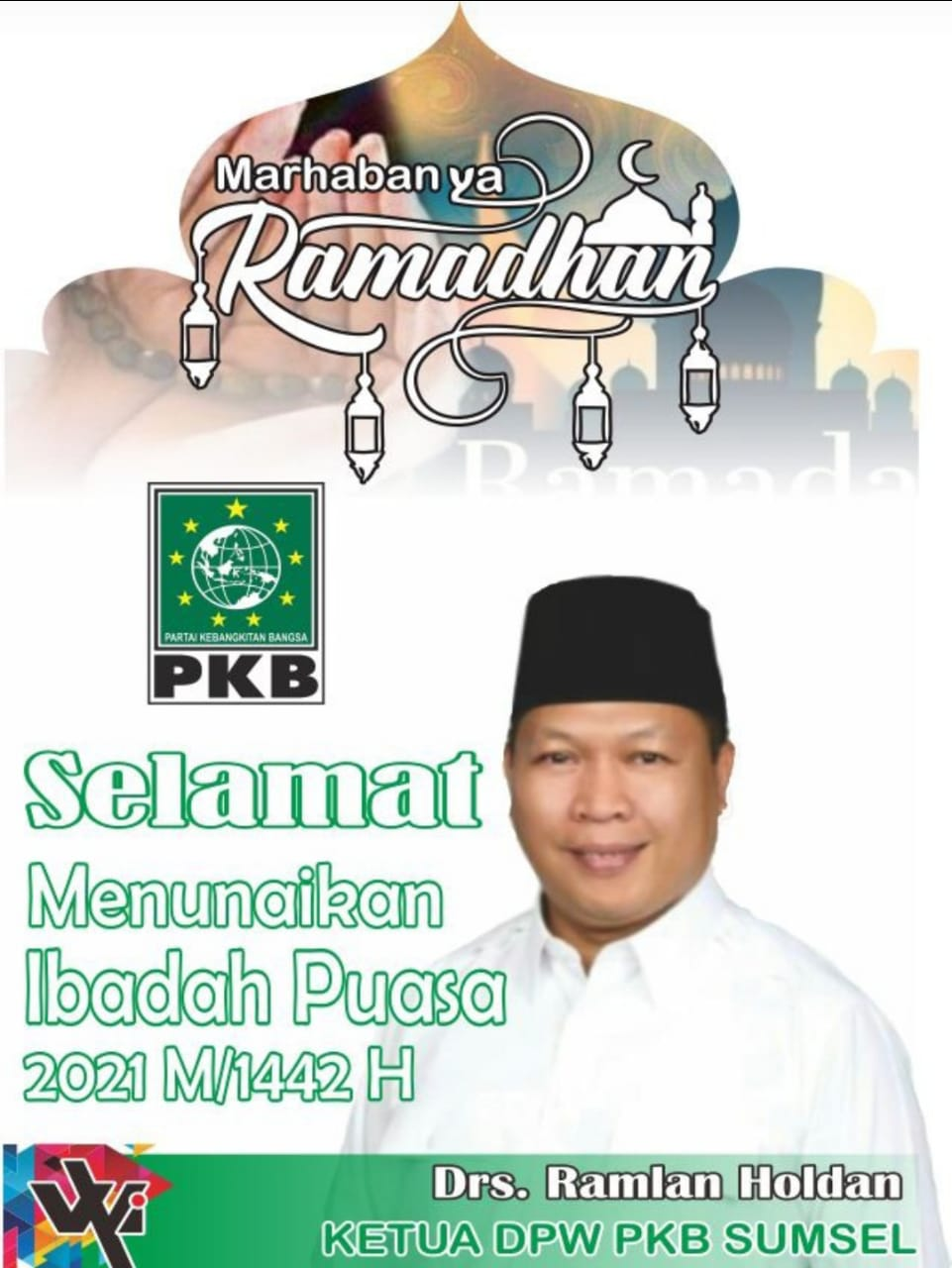 Ketua PKB Sumsel
