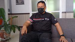 Kepala Dinas PUPR Kota Palembang Achmad Bastari Yusak