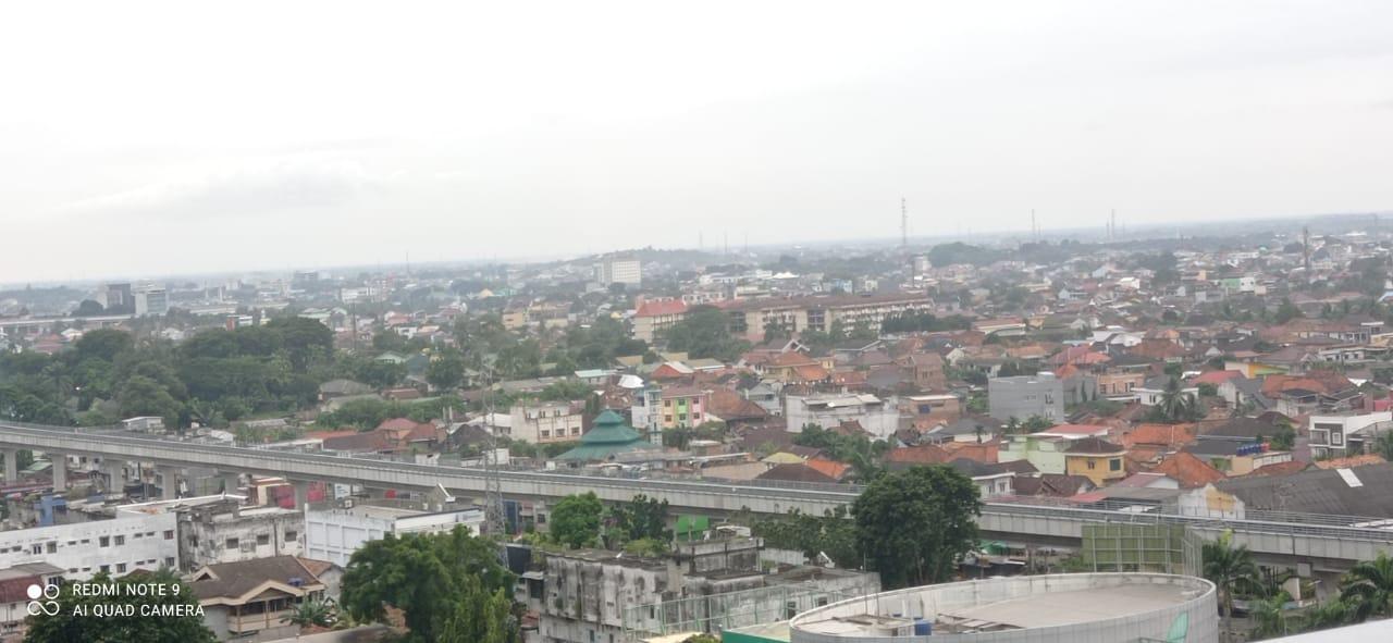 Suasana Kota Palembang (Photo: Abror Vandozer)