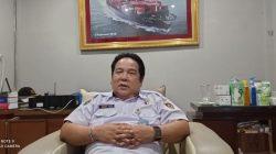 Ketua Primer Koperasi TKBM Pelabuhan Palembang Muhammad Unif AS (Photo: Abror Vandozer)
